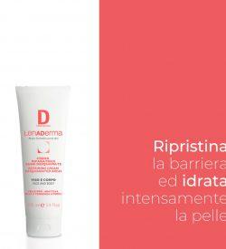 Lenaderma Repairing Cream (desquamated areas, face & body), 100 ml